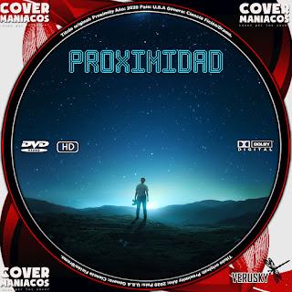 GALLETA PROXIMIDAD - PROXIMITY 2020[COVER DVD]