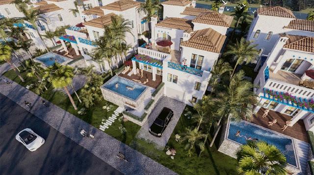 Khám phá bộ sưu tập biệt thự thương hiệu mang tên Sunshine Heritage Resort - Phúc Thọ Hà Nội