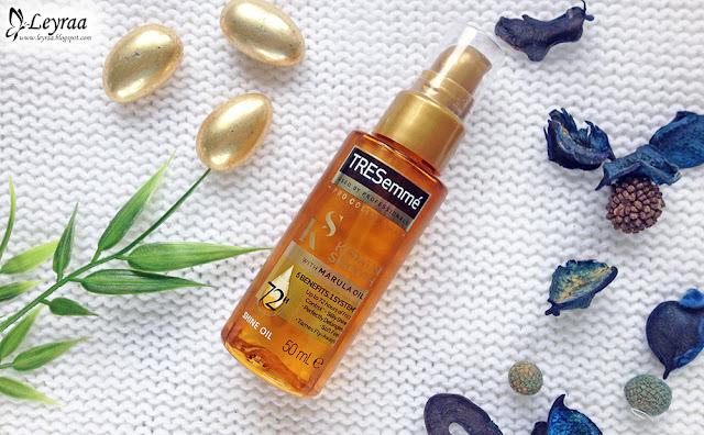 Tresemmé Keratin Smooth wygładzający olejek do włosów olej Marula