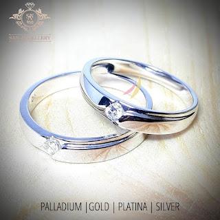 cincin pasangan perak terbaru dan berkualitas