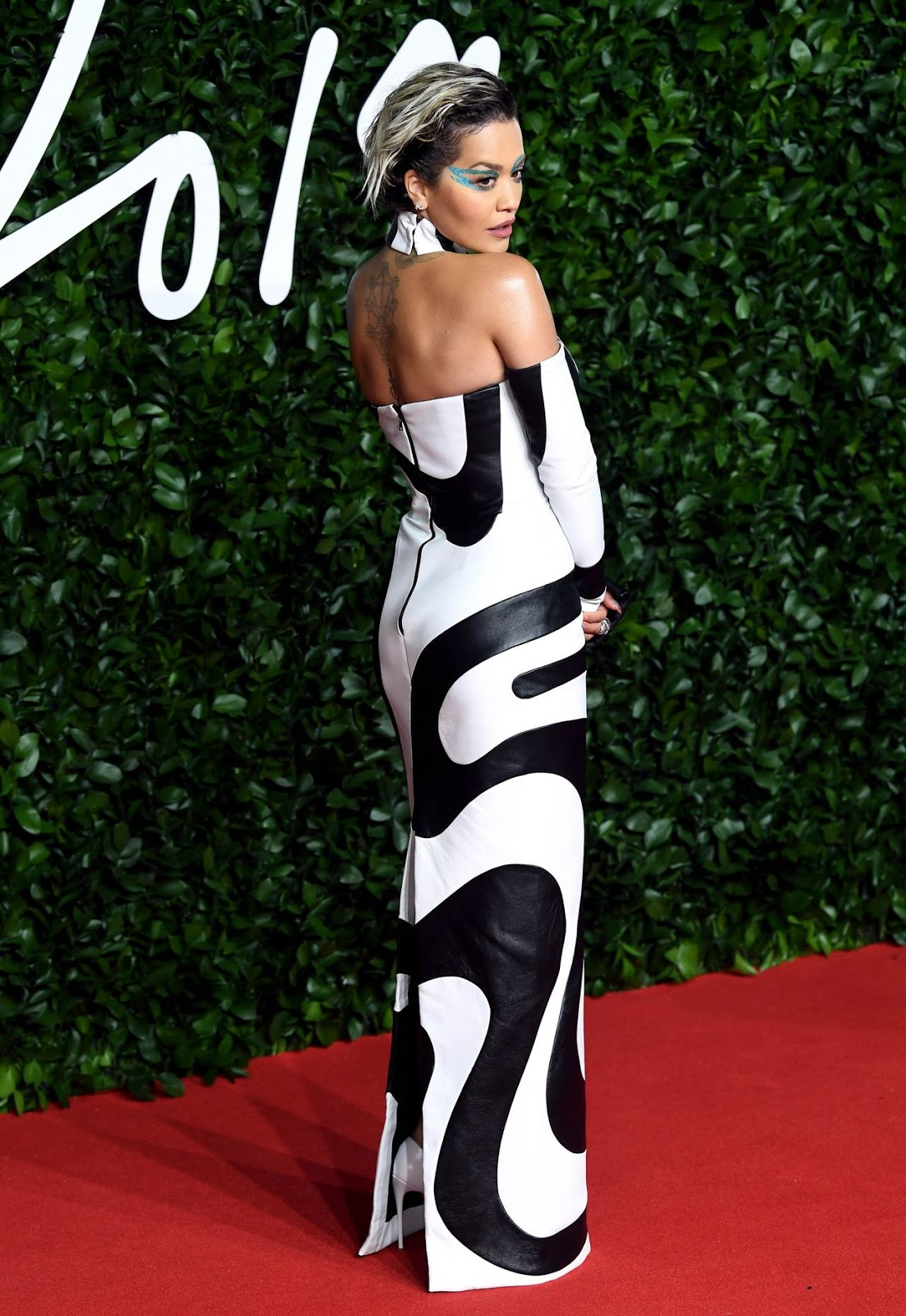 Rita Ora – Fashion Awards 2019 Red Carpet at Royal Albert Hall in London