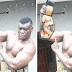 Popular Lagos Wrestler, Power Uti Arraigned For Allegedly Killing His Wife