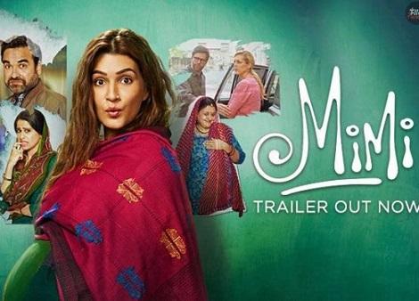 Download Mimi (2021) Hindi 720p + 1080p WEB-DL ESubs