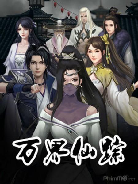 xem anime Vạn Giới Tiên Tung