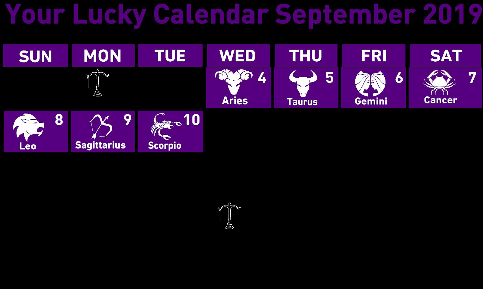 Hollywoodbets Sports Blog: Your Lucky Calendar