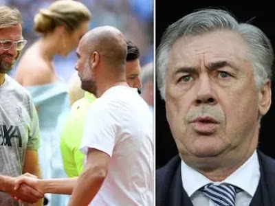 Everton boss Carlo Ancelotti explains key difference between Man City and Liverpool5