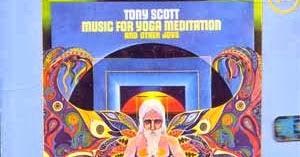 Dr  Schluss' Garage Of Psychedelic Obscurities: Tony Scott