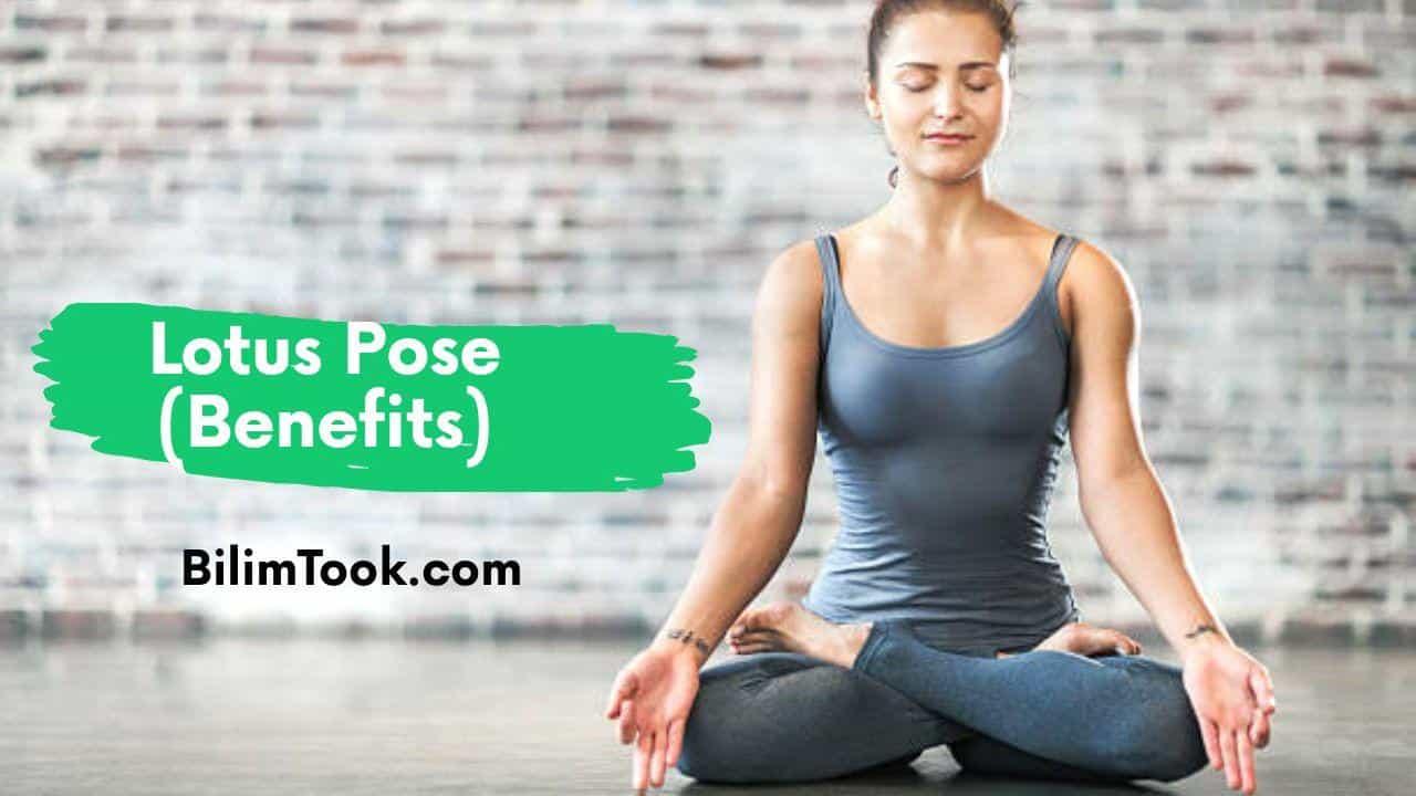 Lotus Pose - Benefits, Process & Time