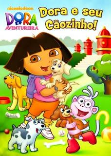 Dora a Aventureira: Dora e Seu Cãozinho – Dublado