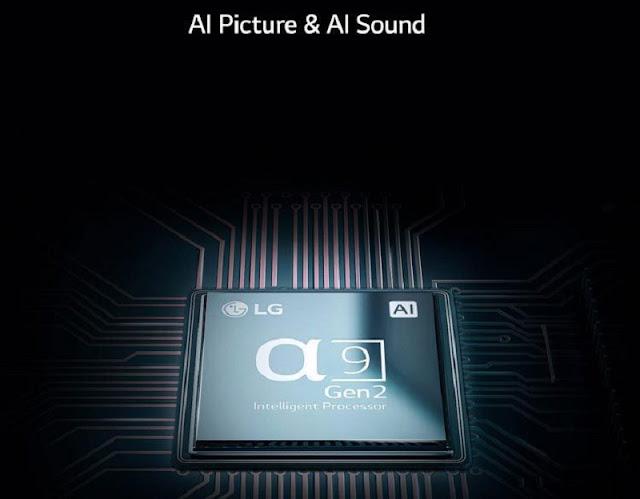 TIVI LED LG 55 INCH OLED55E9PTA