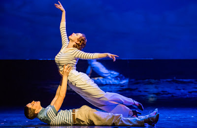 REVIEW: Matthew Bourne's New Adventures 'Red Shoes' at the New Victoria Theatre, Woking