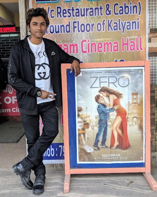 ZERO Movie- 1st Day 1st Show - Sourajit Saha 3