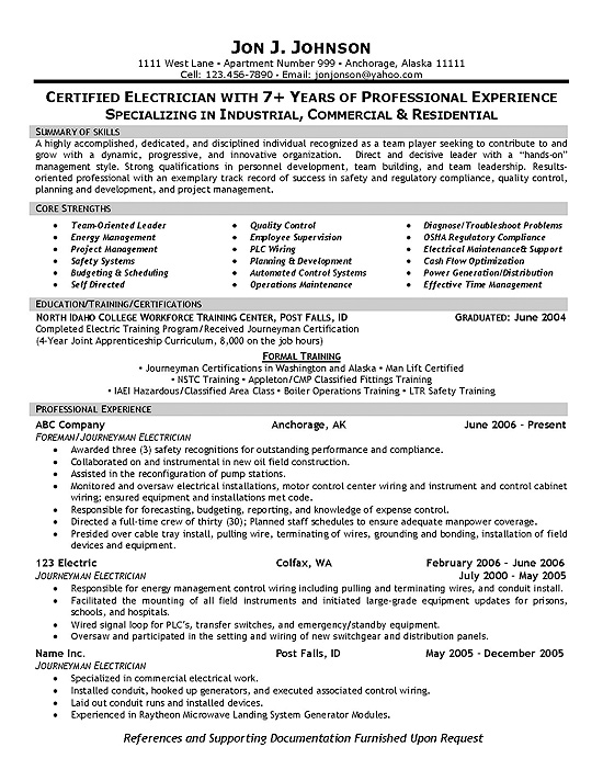 truck driver resume summary resume sample