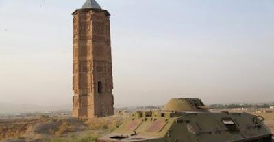 Αφγανιστάν: Κατέρρευσε αρχαίος πύργος 2.000 ετών
