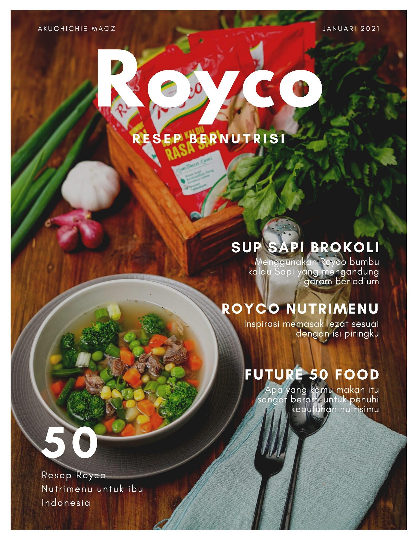 Royco Garam Beriodium