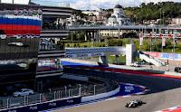 Grand Prix Rosji 2018 sochi F1 kwalifikacje