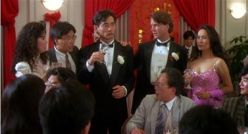 El banquete de boda, 2