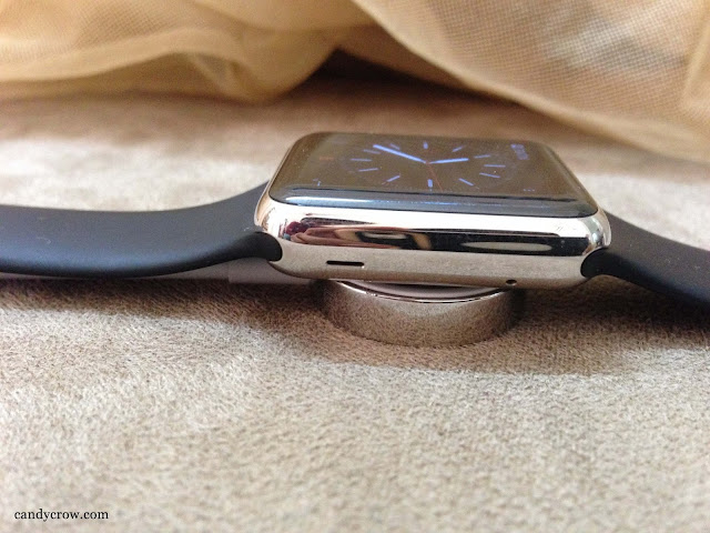 Apple watch review india battery