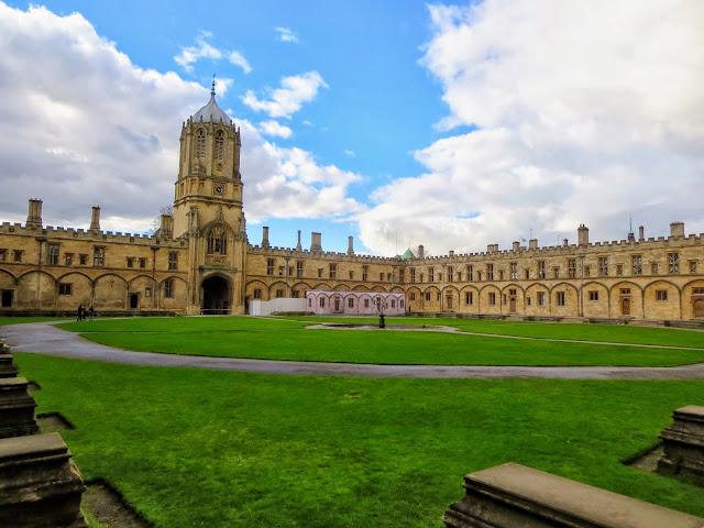 Oxford in a Day: Christ Church Campus