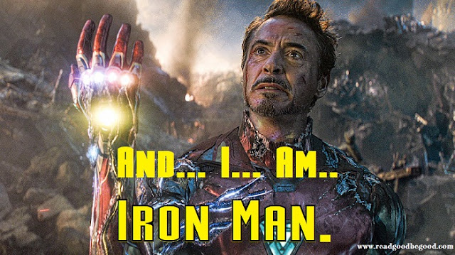 ironman endgame i am ironman