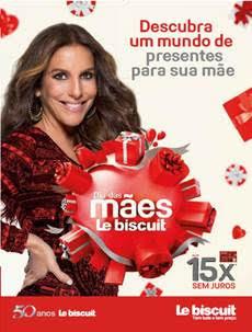 3634920a3b93f Le biscuit anuncia Ivete Sangalo como nova embaixadora da marca ...
