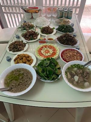 Thuê nấu cỗ tại Khuất Duy Tiến- Thanh Xuân