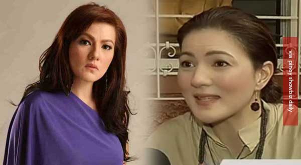 Carmina Villaroel returns to GMA7