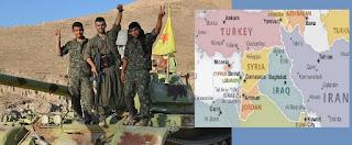 حقيقة الداعش في العراق ، وسوريا ، وتركيا ، وإيران