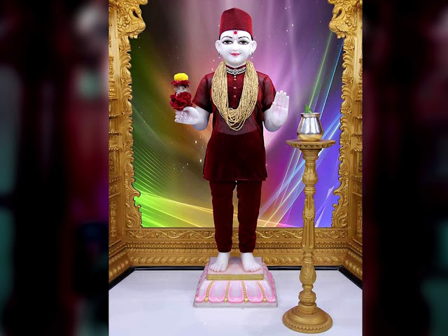lord swaminarayan photo