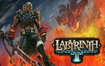 Labyrinth - Jeu de Stratégie / Rôle sur PC