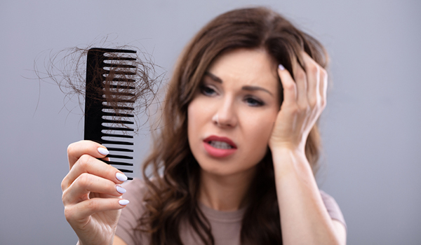 GET RID FROM HAIR FALL PROBLEM
