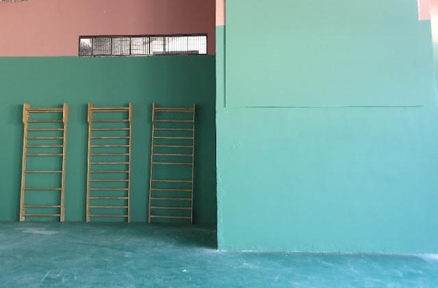 Συνεχίζονται οι παρεμβάσεις σε όλες τις αθλητικές εγκαταστάσεις του Δήμου Ναυπλιέων