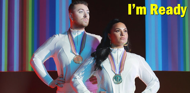 I'm Ready Lyrics - Sam Smith, Demi Lovato