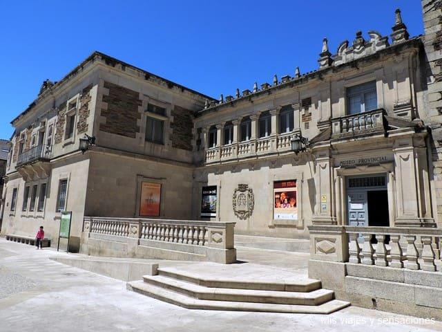 Museo Provincial, Lugo, Galicia