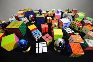 Obat Mati Gaya Dan Ingin Pintar? Main Rubik Adalah Solusinya