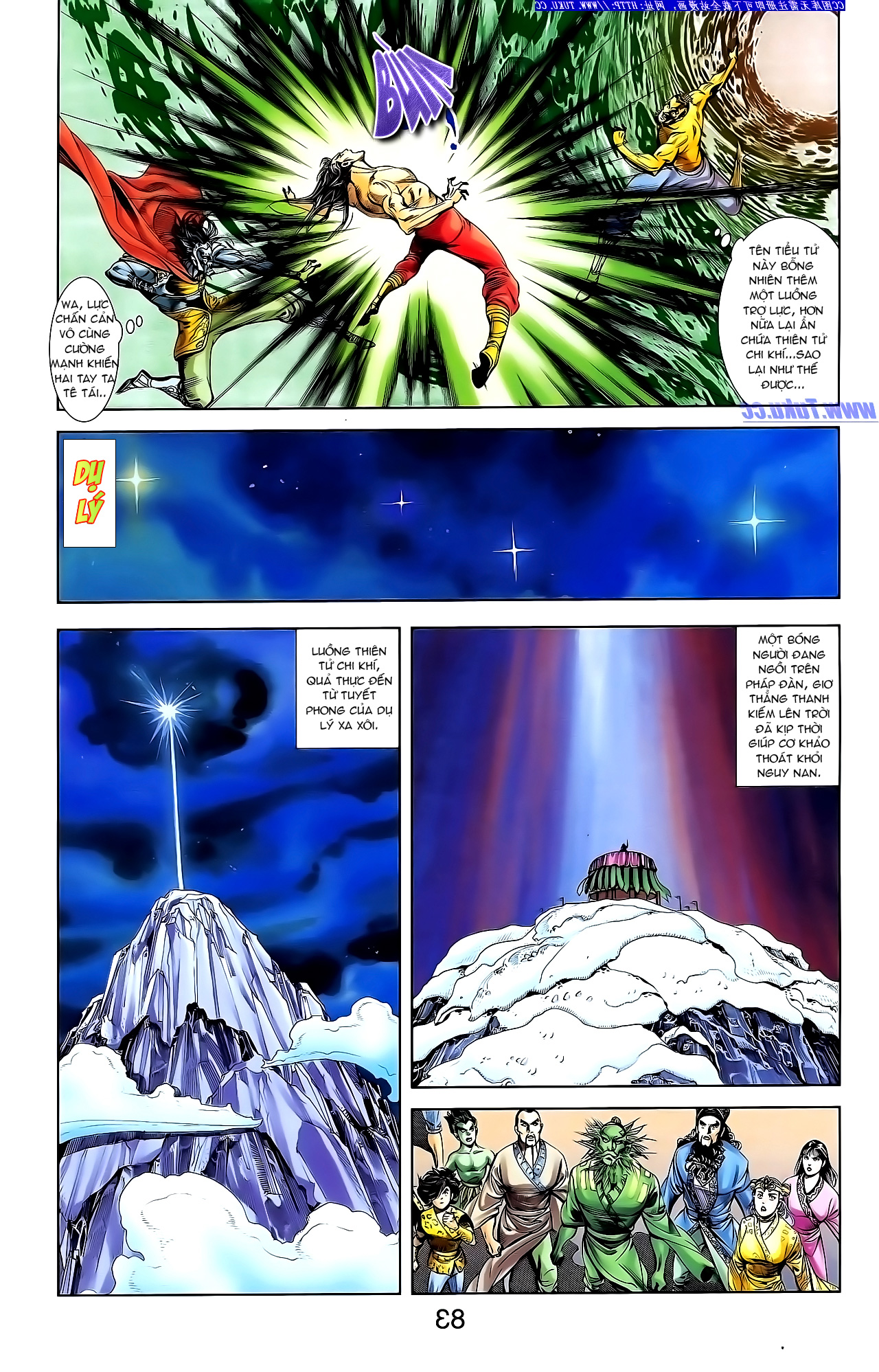 Cơ Phát Khai Chu Bản chapter 148 trang 18