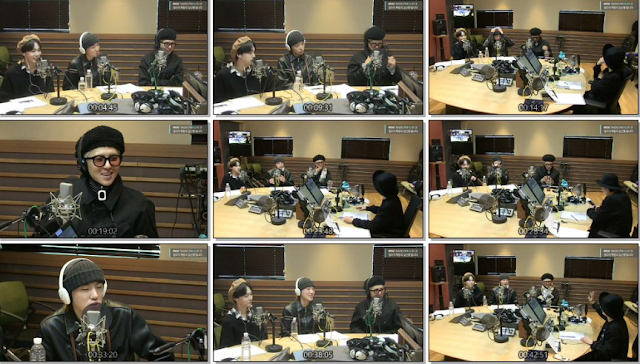 WINNER ON MBC FM4U Song Of Hope Radio with Kim Shinyoung full  190102