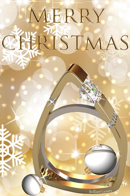 Greg Neeley Jewelry Christmas Edit North Face Princess Engagement Ring #brilliantluxury