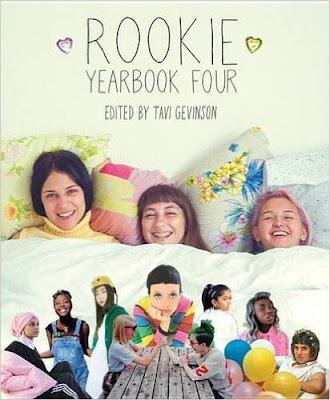 http://www.amazon.com/Rookie-Yearbook-Four-Tavi-Gevinson/dp/1595147950
