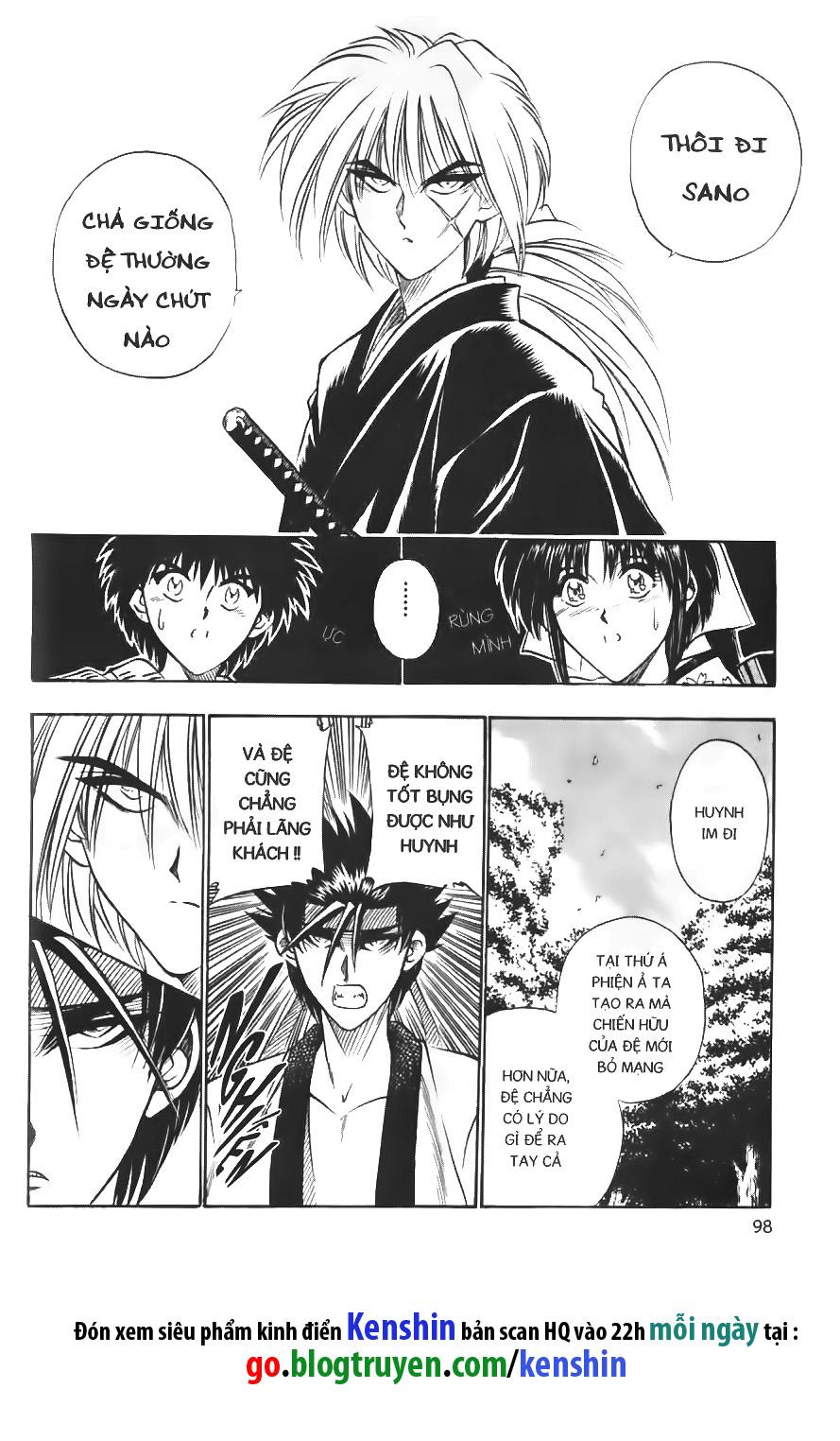 Rurouni Kenshin chap 20 trang 16