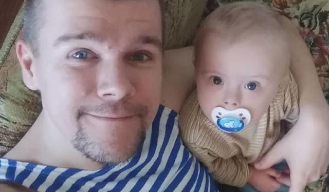 Россиянин сам воспитывает «солнечного» ребенка, а жена ушла