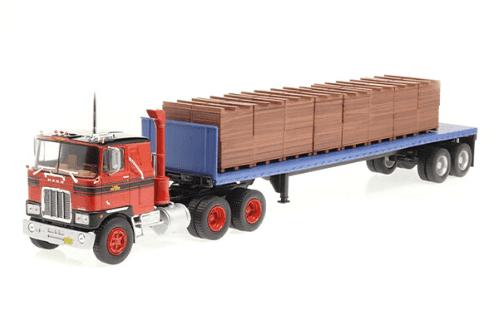 mack serie f 1:43, camiones 1:43, camiones americanos 1:43, coleccion camiones americanos 1:43, camiones americanos 1:43 altaya españa