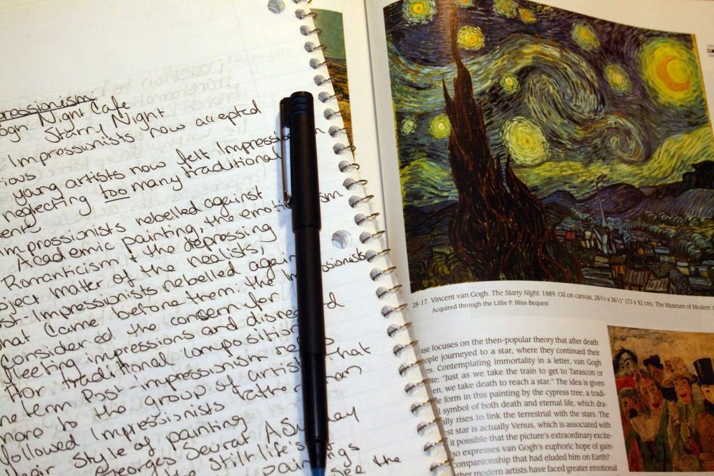 How to Study Art As Effectively