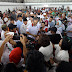 Tatap Muka Bersama Warga Asahan, Sihar Ajak Doakan Korban KM Sinar Bangun
