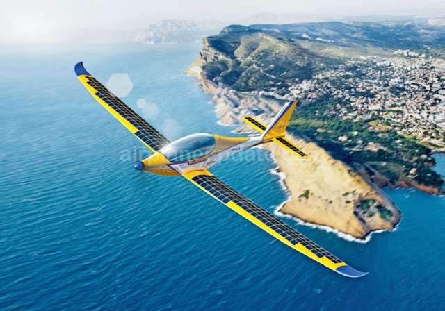 PC-Aero Elektra One Solar aircraft