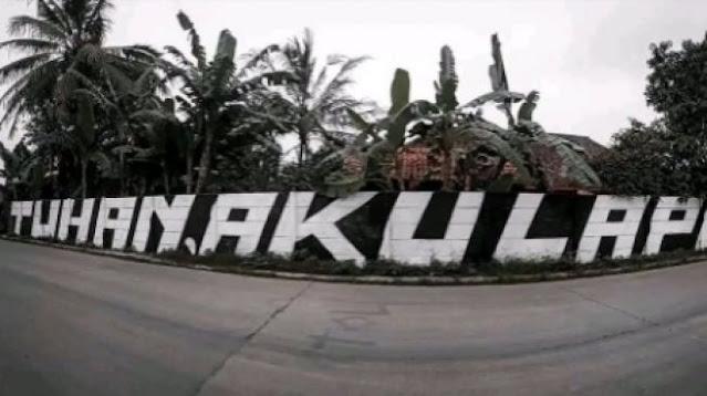 Mural Kritik Pemerintah Dihapus, Refly Harun: Dipuji Mau, Dikritik Nggak Mau