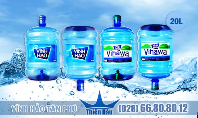 Đại lý nước khoáng Vĩnh Hảo quận Tân Phú