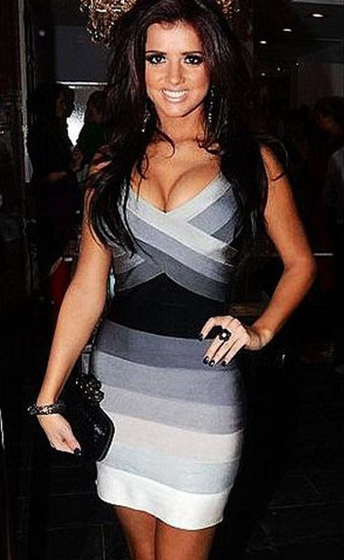 lucy mecklenburgh, bandage dresses, Towie, The Only Way Is Essex, Herve Leger, Kim Kardashian, Celebrity Dresses, One Direction Girlfriend