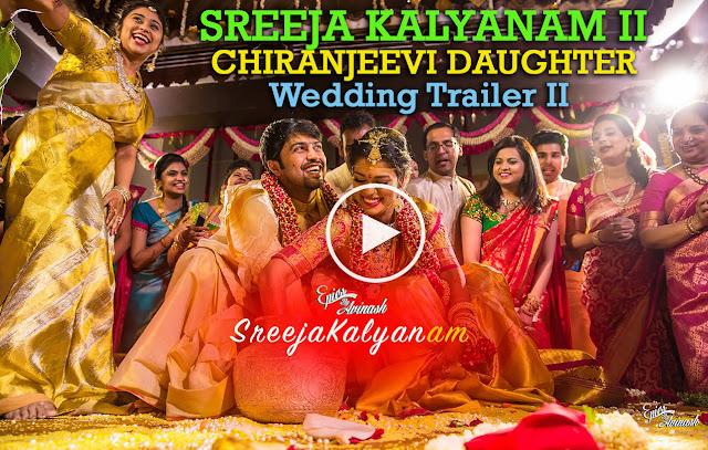 Chiru Daughter Srija's Entire Wedding Celebrations Video