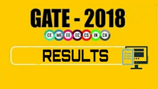GATE 2018 RESULT, GATE 2018 OFFICIAL RESULT, GATE 2018 RESULT EXPECTED DATE ,GATE RESULT 2018, GATE 2018 RESULT CHECK HERE